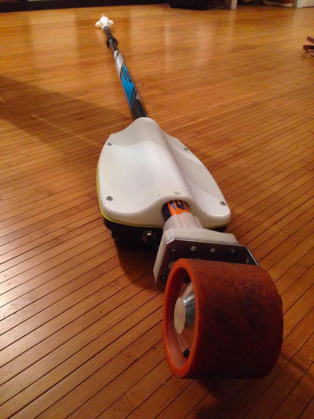 Paddle urbain électrique e-Stiq, une invention française
