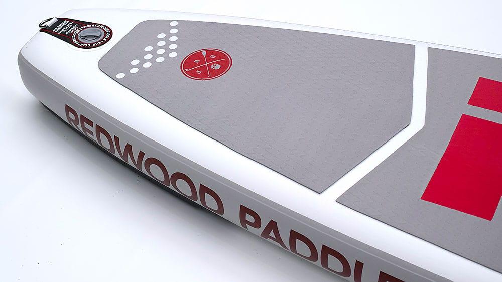 Sup Funbox'R Pro V de chez Redwoodpaddle, tout un programme !