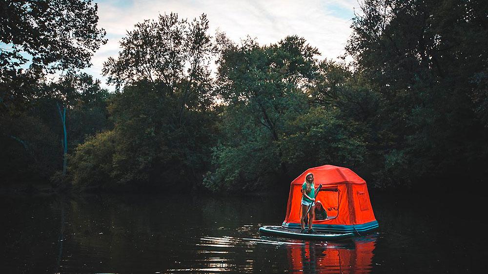 Tente flottante Shoal Tent