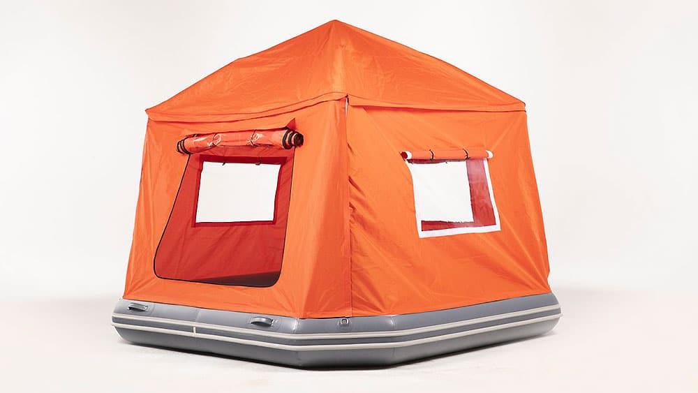 Tente flottante SmithFly