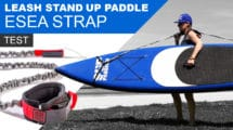 Leash Sup Esea Strap convertible en sangle de portage