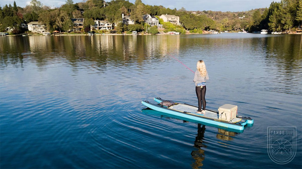 Sup gonflable Tahoma Catamaran made in USA