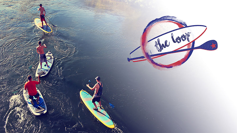 The Loop, course de Sup le 22 septembre 2019