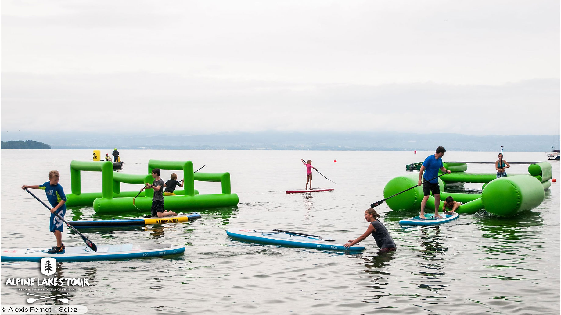 The Summer Kids Paddle Battle