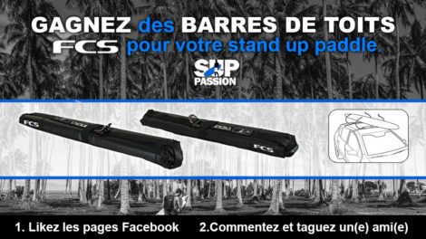 Gagnez des Single Sup Soft Racks de FCS