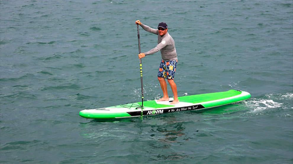 Stand up paddle Gonflable Touring Anonym Sup 12'6