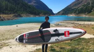 Alpine Paradise Race, nouvelle course Alpine Lakes Tour