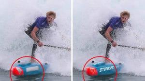 Les jeux Panaméricains, scandale autour du stand up paddle