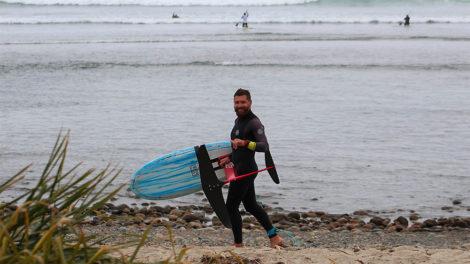 Stage foil Ocean Paddlecamp en Sup et en Surf