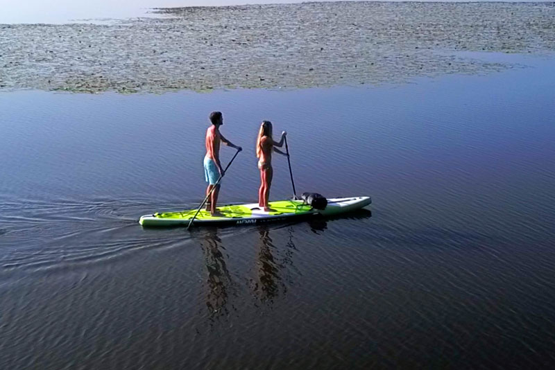 Stand up paddle gonflable Tandem