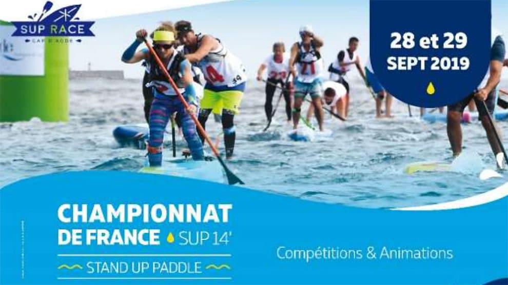 Championnat de France Sup Race Cap d'Agde