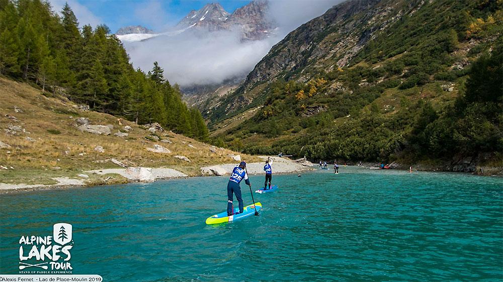 Alpine Paradise Race, une première un peu dingue