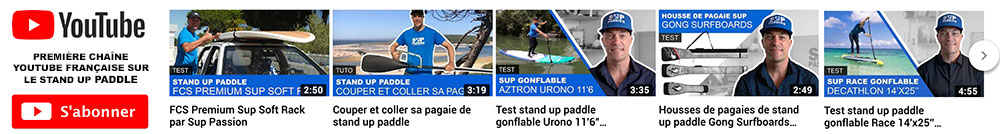 chaine youtube sup passion stand up paddle