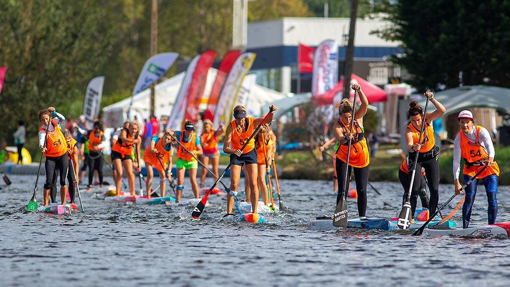 Résultats championnats de France de Sup en eaux intérieure
