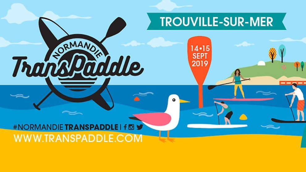 Sup Race Transpaddle Trouville les 14 et 15 Septembre 2019