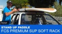 Premium Sup Soft Rack d'FCS, galerie de toit pour planches