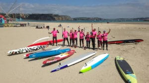 Calendrier 2020 des stages Ocean Paddle Camp