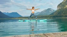 Fanatic Fly Air Fit inflatable board