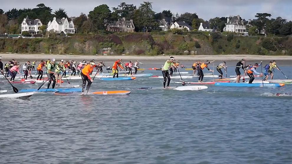 Infos et résultats de la Presqu'île Paddle Race 2019