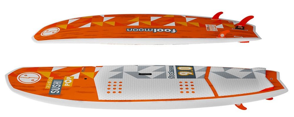 Le stand up paddle surf Sushi Pop de Fool Moon