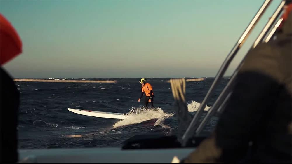 Vidéo Maestral, l'aventure en pleine tempête des frères Teulade