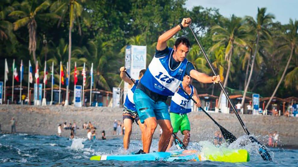 Titouan Puyo à la 3ème place de l'épreuve des sprints