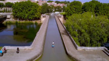 video-foil-electrique-pwr-foil-canal-du-midi