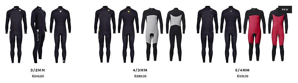 Combinaisons Wildsuits, une marque française