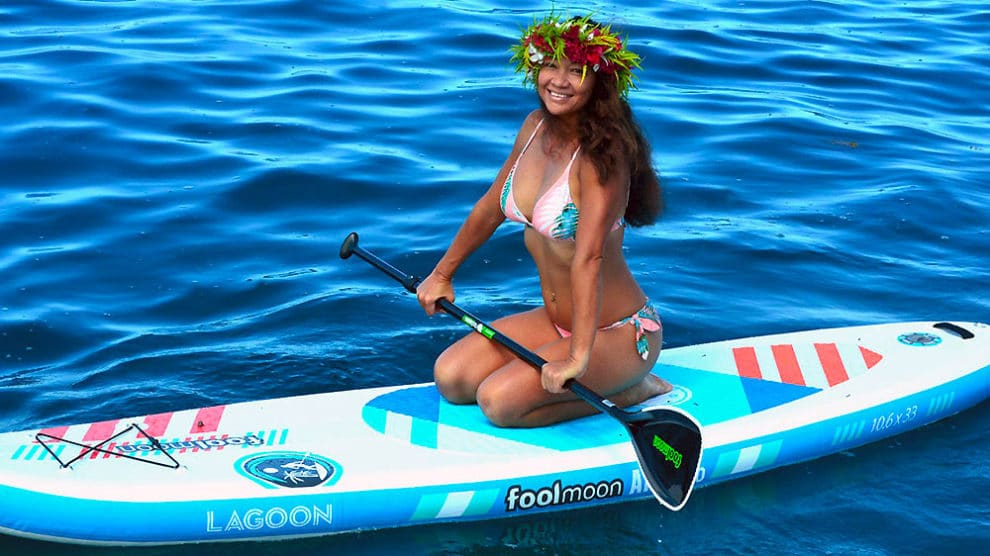 Portrait de notre Sup Addict Hinarii Yiou-Halligan de Tahiti