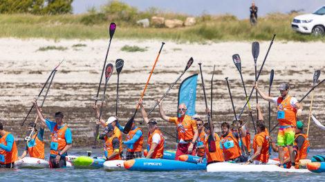 Septième SNSM Morbihan Paddle Trophy les 13 et 14 juin 2020