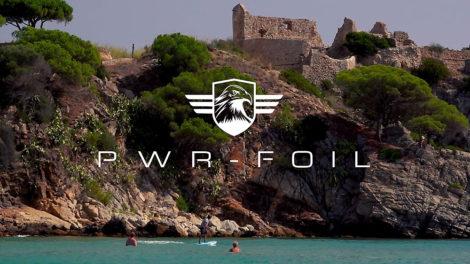 Vidéo Pwr-Foil électrique, just a dream to fly !
