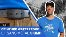 Test de la ceinture waterproof Skimp