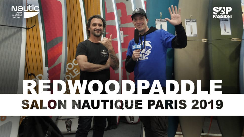 redwoodpaddle salo nautique paris 2019