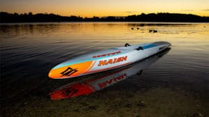 Naish Javelin 14'0 paddle board carbon sandwich