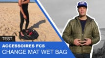Test du Change Mat Wet Bag d'FCS