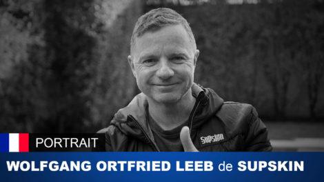 Notre vidéo portrait Wolfgang Otfried Leeb de Supskin