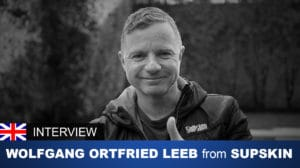 Our Supskin Wolfgang Otfried Leeb interview video