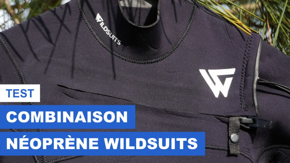 Combinaison néoprène Wildsuits française