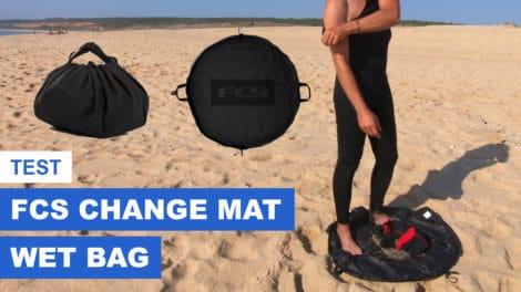 Change Mat Wet Bag d'FCS