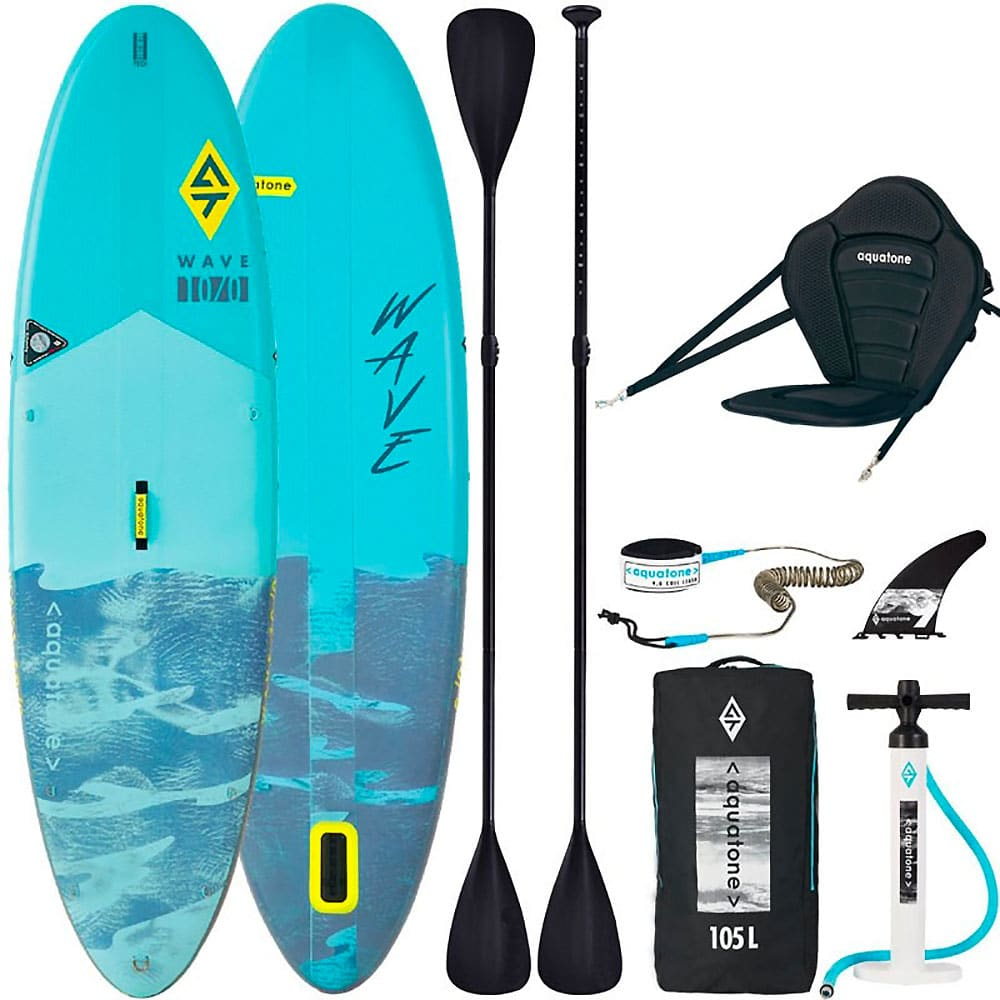 Sup Paddle Gonflable Aquatone Wave 10.0