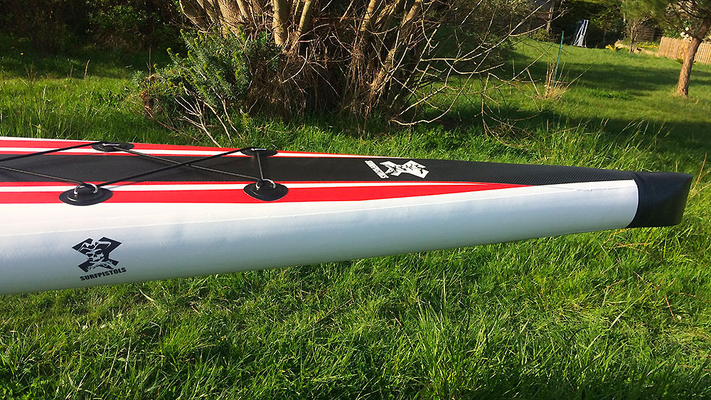 Stand up paddle SurfPistols Perf 18'