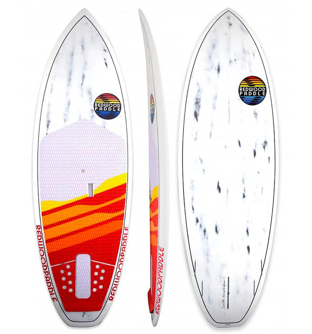 Stand up paddle surf Redwoodpaddle
