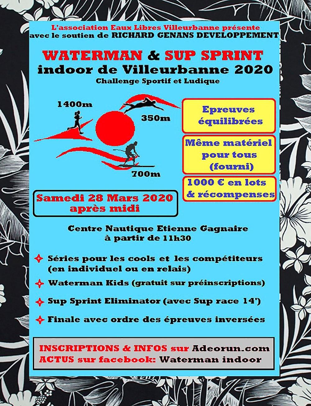 Waterman & Sup Indoor 2020