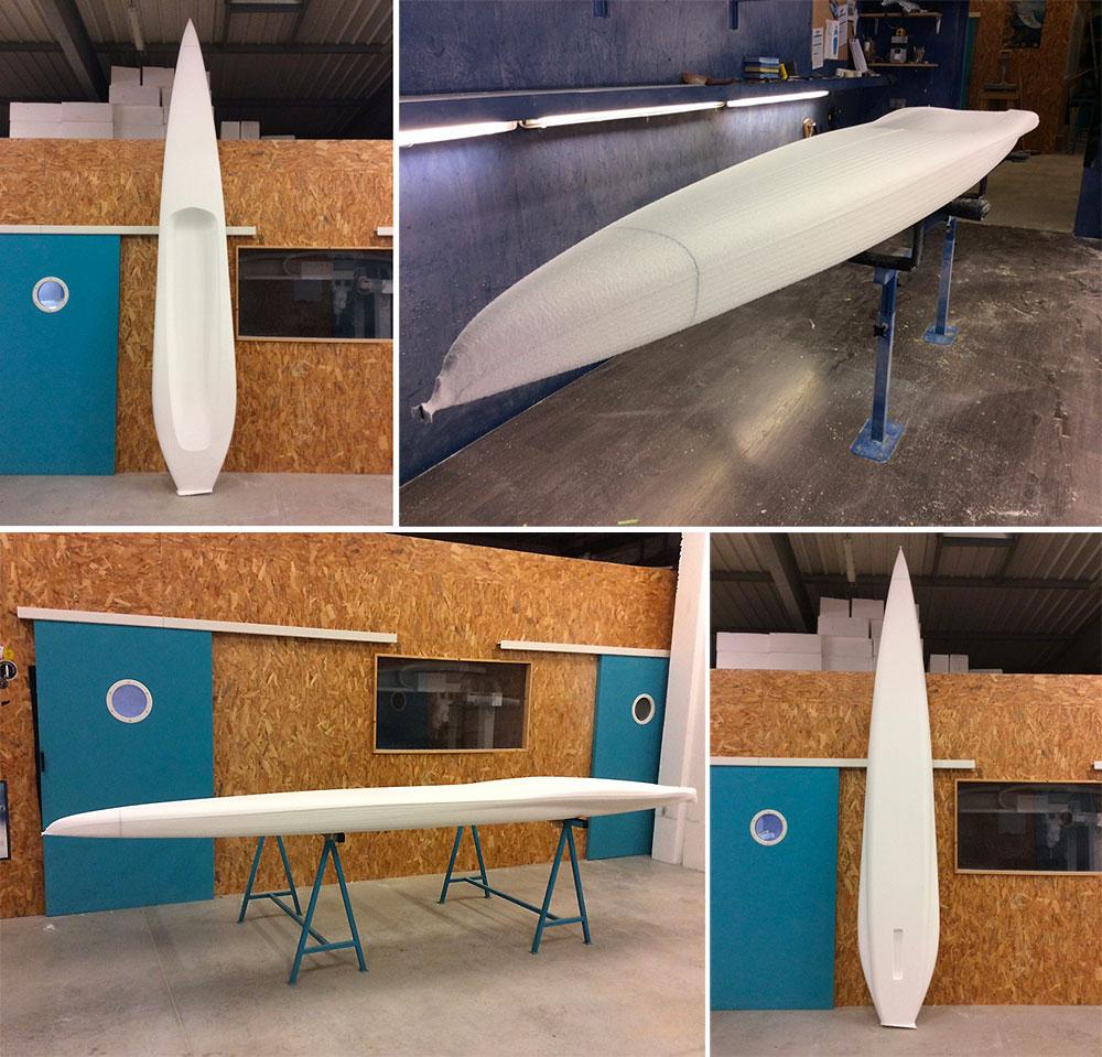 3bay paddle