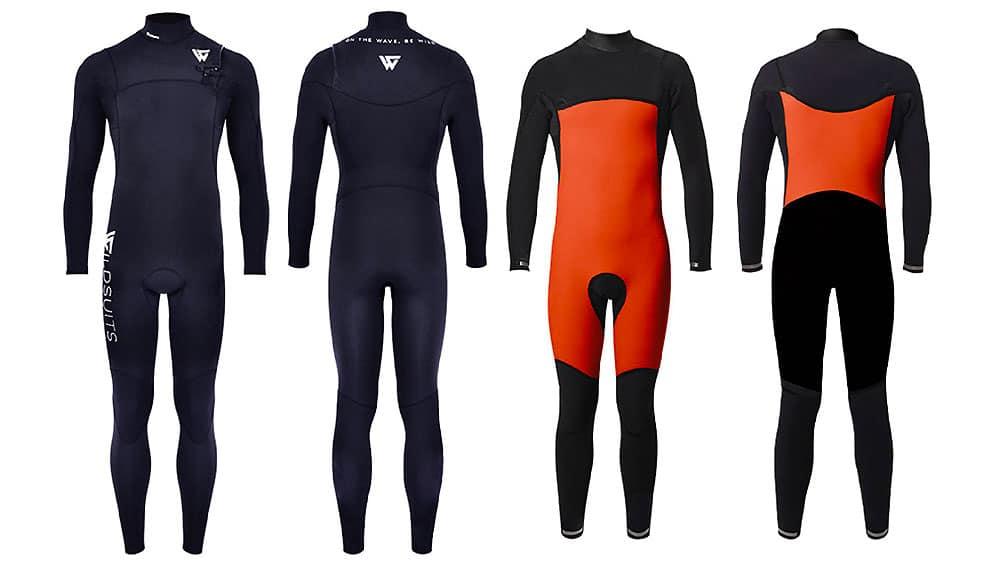 La nouvelle combinaison 3/2mm Wildsuits 2020