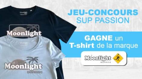 Jouez et gagnez unT-Shirt Moonlight