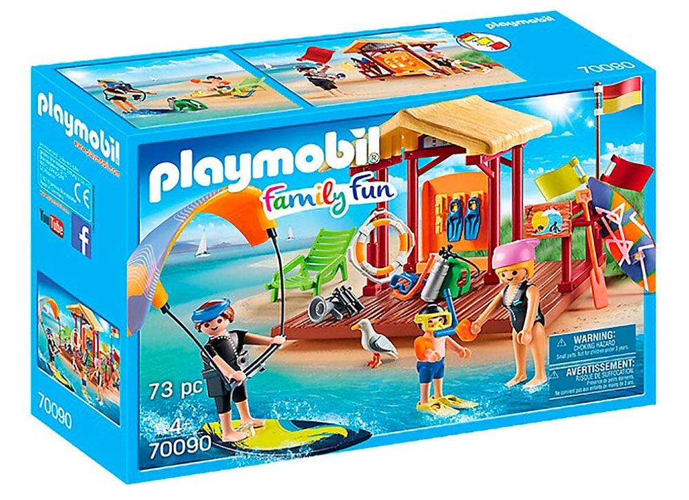 Playmobil Family fun kitesurf