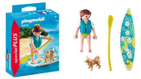 Playmobil Family fun Paddle