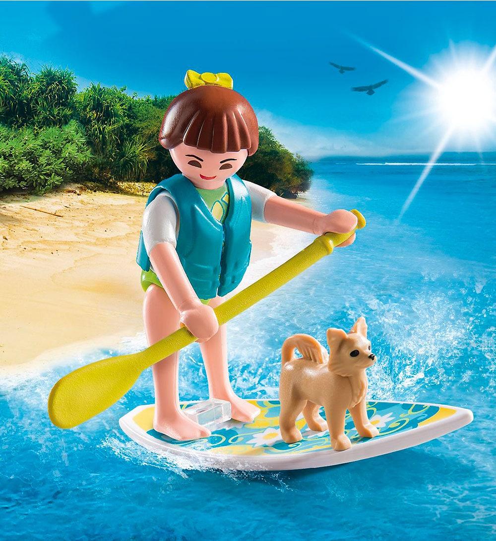 Playmobil Family fun Paddle
