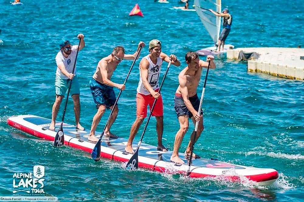 Résultats Tropical Race 2020 Genève, Lac Léman